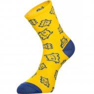Носки детские «Chobot» 30-103, желтый, размер 16-18