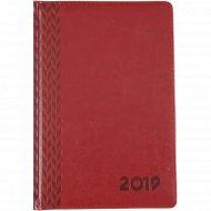 Ежедневник датированный «Сариф бордовый» А5, 352 страницы.