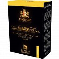 Чай черный листовой «Chelton» Nobel House Black Super Pekoe, 100 г.