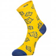 Носки детские «Chobot» 30-103, желтый, размер 20-22