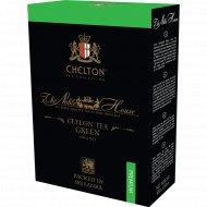 Чай зеленый листовой «Chelton» Noble House Green, 100 г .