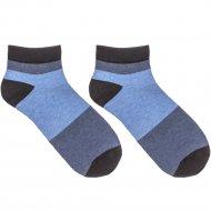 Носки мужские «Mark Formelle» голубой меланж, размер 25