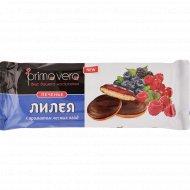 Печенье сдобное «Лилеа» с ароматом лесных ягод, 132 г
