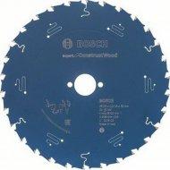 Диск пильный «Bosch» Construct Wood, 2608644338, 230х30х25.4 мм
