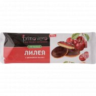 Печенье сдобное «Лилеа» с ароматом вишни, 132 г