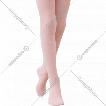 Колготки детские «Mark Formelle» розовый меланж, размер 116-122