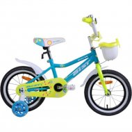 Велосипед «AIST» Wiki 14, голубой