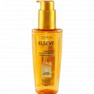 Масло для волос «Elseve» экстраординарное, 100 мл.