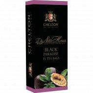 Чай черный «Chelton» Nobel House Paradise, 25x2 г.