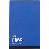 Блокнот «Моноколор. Fine color» 48 листов.