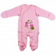 Комбинезон детский КЛ.310.001.0.120.005, розовый.