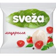 Сыр мягкий «Моцарелла Sveza» 45%, 250 г