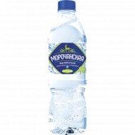 Вода минеральная «Морочанская» лечебно-столовая, 0.5 л.