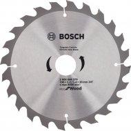 Диск пильный «Bosch» Eco Wood, 2608644376, 190х30 мм