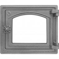 Дверца печная «Везувий» ДТ-3С, неокрашенная, без стекла