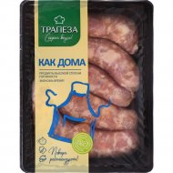 Колбаски из мяса птицы «Озерецкие» охлажденные, 1 кг., фасовка 1.3-1.5 кг