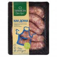 Колбаски из мяса птицы «Озерецкие» охлажденные, 1 кг., фасовка 0.6-1.2 кг