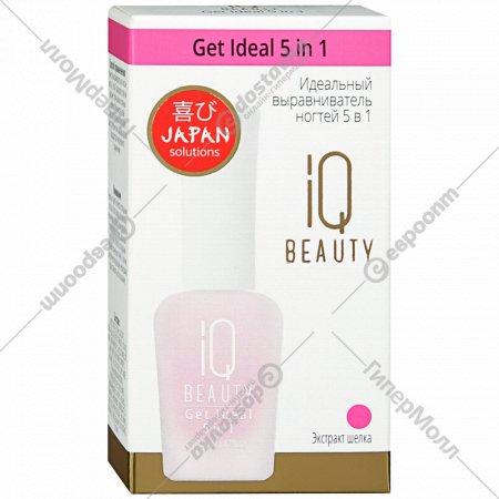 Идеальный выравниватель ногтей «IQ Beauty» 5 в 1, 12.5 мл.