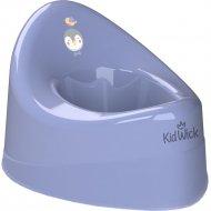 Горшок детский «Kidwick» Ракушка, KW030501, фиолетовый