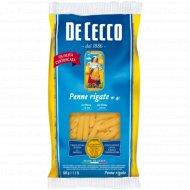 Макаронные изделия «De Cecco» Penne rigate-41, 500 г.