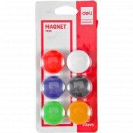 Магнитные держатели для доски 30 мм,6 шт.