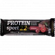 Батончик протеиновый «Protein sport» вишня, 40 г