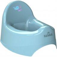 Горшок детский «Kidwick» Наутилус, KW020204, голубой