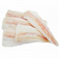 Рыба «Филе хека» мороженое, 1 кг., фасовка 0.8-1.2 кг