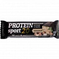 Батончик протеиновый «Protein sport» ореховый, 40 г