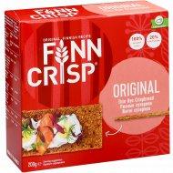 Сухарики «Finn Crisp» ржаные 200 г.