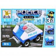 Конструктор «Полиция».