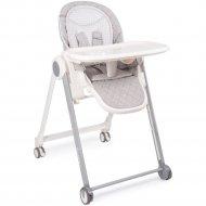 Стульчик для кормления «Happy Baby» Berny Basic New, 91002, light grey