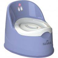 Горшок детский «Kidwick» Гигант, KW060502, фиолетовый/белый