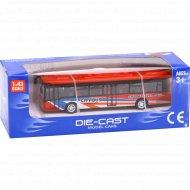Игрушка «Автобус» 1538079-632-34.