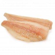 Рыба «Филе сайды» мороженое, 1 кг., фасовка 0.9-1.5 кг