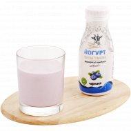 Йогурт из козьего молока с черникой 3.0 - 4.5%, 250 г.