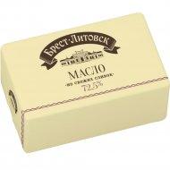 Масло сладкосливочное «Брест-Литовск» несоленое, 72.5%, 180г