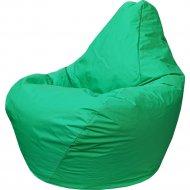 Бескаркасное кресло «Flagman» Груша Мини Г0.1-04, зеленый