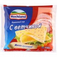 Сыр плавленый «Hochland» с ветчиной 45 %, 150 г