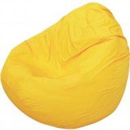 Бескаркасное кресло «Flagman» Груша Мини Г0.0-07, желтый