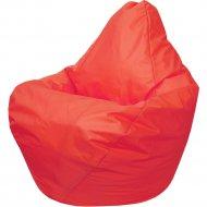 Бескаркасное кресло «Flagman» Груша Мини Г0.1-10, оранжевый