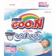 Подгузники «Goo.N» NB, 0-5 кг, 90 шт.