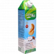 Напиток ореховый «Cashe Well» кешью-кокос, 1 л.