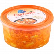 Салат «Leor» морковь пикантная со спаржей 350 г.