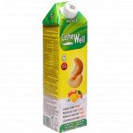 Напиток ореховый «Cashe Well» манго-кешью, 1 л.