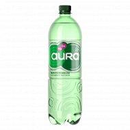 Вода питьевая «Aura» газированная, минерализованная, 1.5 л