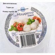 Сыр мягкий «Моцарелла» 40%, 125 г.