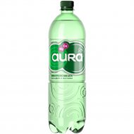 Вода минерализованная питьевая «Aura» газированная, 0.5 л