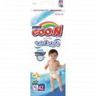 Подгузники «Goo.N» XL, 12-20 кг, 42 шт.