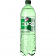 Вода минерализованная питьевая «Aura» газированная, 1 л